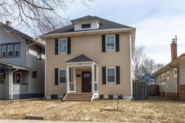 3137 N Park Avenue, Indianapolis, IN 46205 (MLS #21623799) :: AR/haus Group Realty
