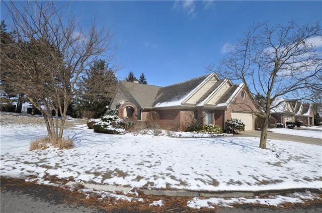 3018 Tiffany Court, Carmel, IN 46033 (MLS #21623840) :: Mike Price Realty Team - RE/MAX Centerstone