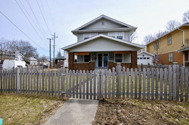 3511 Carrollton Avenue, Indianapolis, IN 46205 (MLS #21623892) :: AR/haus Group Realty