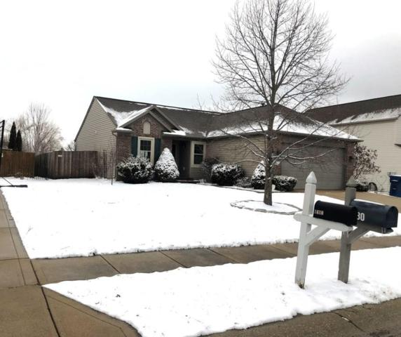 1630 Eastfork Drive, Brownsburg, IN 46112 (MLS #21623893) :: Mike Price Realty Team - RE/MAX Centerstone