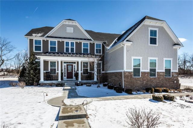 16854 Rosetree Court, Noblesville, IN 46062 (MLS #21623900) :: Mike Price Realty Team - RE/MAX Centerstone