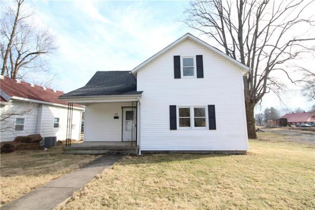 29 W Lincoln Street, Knightstown, IN 46148 (MLS #21623904) :: Mike Price Realty Team - RE/MAX Centerstone
