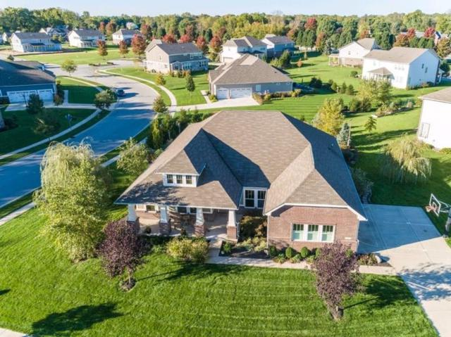 5909 Gaston Drive, Noblesville, IN 46062 (MLS #21623911) :: AR/haus Group Realty