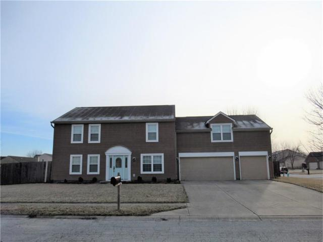 555 Nicole Boulevard, Avon, IN 46123 (MLS #21623917) :: Mike Price Realty Team - RE/MAX Centerstone