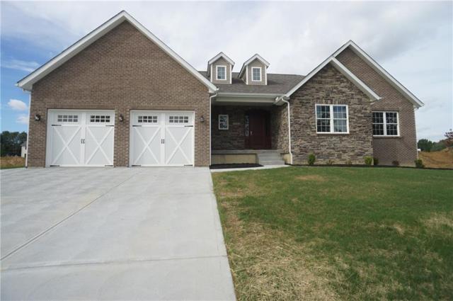 130 Bur Oak Drive, Batesville, IN 47006 (MLS #21623945) :: FC Tucker Company