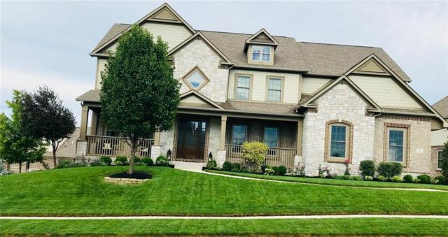 1751 Calvert Farms Drive, Greenwood, IN 46143 (MLS #21623966) :: Mike Price Realty Team - RE/MAX Centerstone