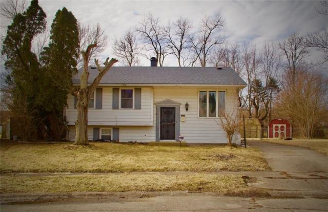 8737 Montery Court, Indianapolis, IN 46226 (MLS #21623970) :: FC Tucker Company