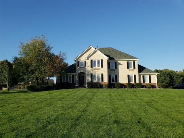 4684 Roxbury Drive, Pittsboro, IN 46167 (MLS #21623980) :: The ORR Home Selling Team