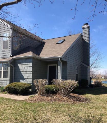 7256 Harbour Isle #218, Indianapolis, IN 46240 (MLS #21624027) :: Richwine Elite Group