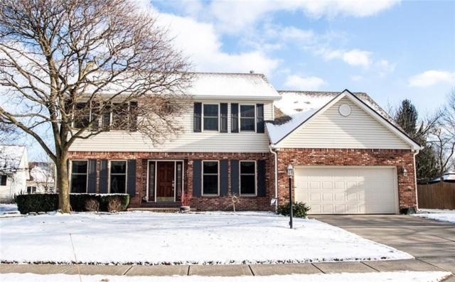 11239 Berkely Circle, Fishers, IN 46038 (MLS #21624034) :: Mike Price Realty Team - RE/MAX Centerstone