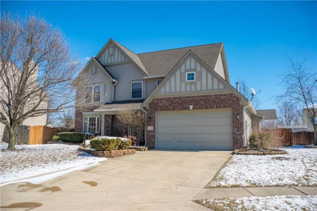 1335 Ash Tree Court, Greenwood, IN 46143 (MLS #21624045) :: Mike Price Realty Team - RE/MAX Centerstone