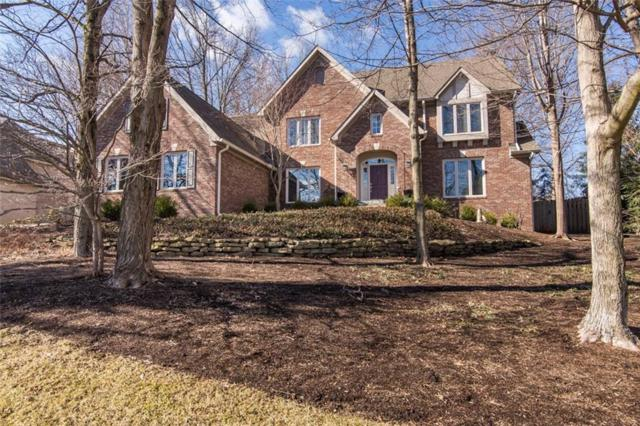 9056 Admirals Bay Drive, Indianapolis, IN 46236 (MLS #21624060) :: Mike Price Realty Team - RE/MAX Centerstone