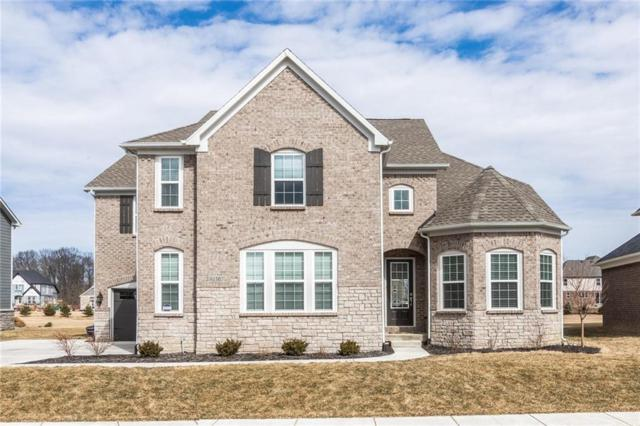 11250 E High Grove Circle, Zionsville, IN 46077 (MLS #21624061) :: AR/haus Group Realty