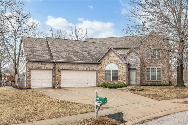 7208 Euliss Court, Avon, IN 46123 (MLS #21624073) :: Mike Price Realty Team - RE/MAX Centerstone