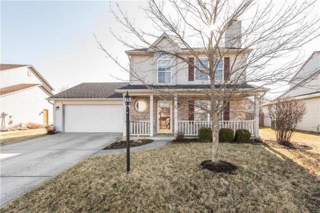 17802 White Willow Drive, Westfield, IN 46074 (MLS #21624113) :: The ORR Home Selling Team