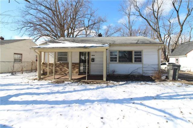 6214 Windsor Drive, Indianapolis, IN 46219 (MLS #21624137) :: Mike Price Realty Team - RE/MAX Centerstone