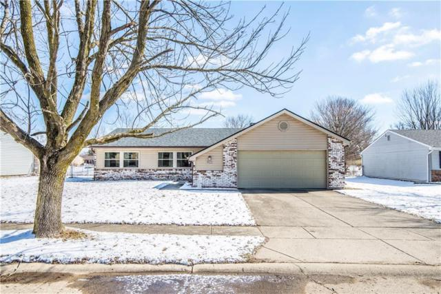 7513 Inverness Drive, Indianapolis, IN 46237 (MLS #21624157) :: The ORR Home Selling Team