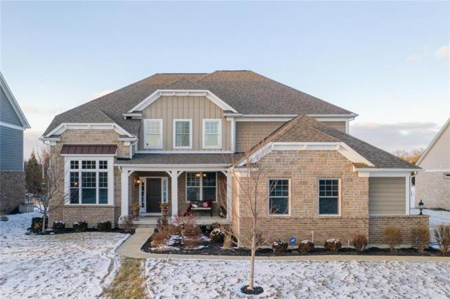 14638 Normandy Way, Fishers, IN 46040 (MLS #21624176) :: The ORR Home Selling Team