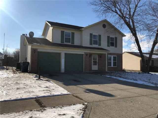 1730 Maradona Drive, Indianapolis, IN 46214 (MLS #21624198) :: Mike Price Realty Team - RE/MAX Centerstone