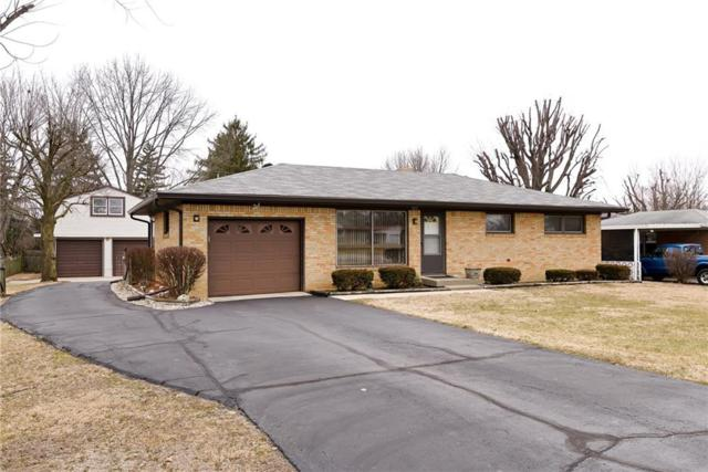 2410 E Thompson Road, Indianapolis, IN 46227 (MLS #21624201) :: Mike Price Realty Team - RE/MAX Centerstone