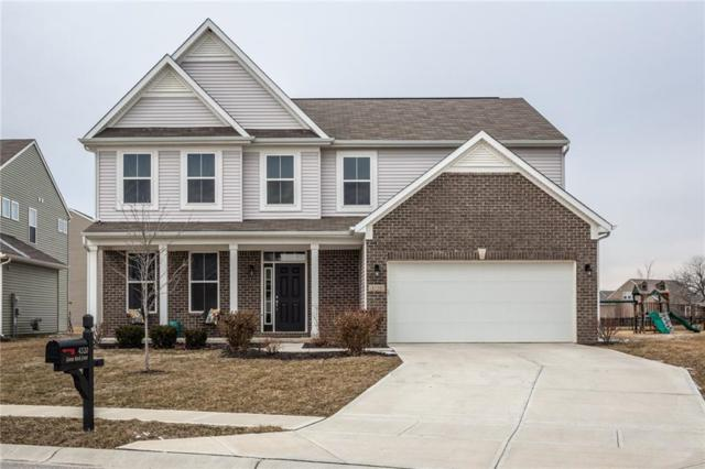 4320 Goose Rock Court, Indianapolis, IN 46239 (MLS #21624202) :: AR/haus Group Realty