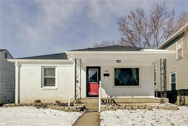 68 S 11th Avenue, Beech Grove, IN 46107 (MLS #21624208) :: HergGroup Indianapolis