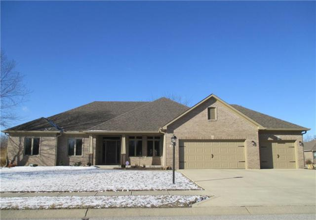 5945 Hickory Woods Drive, Plainfield, IN 46168 (MLS #21624209) :: HergGroup Indianapolis