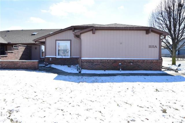 1111 Paradise Court A, Greenwood, IN 46143 (MLS #21624234) :: Mike Price Realty Team - RE/MAX Centerstone