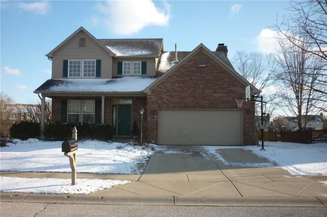 1115 Statesman Drive, Brownsburg, IN 46112 (MLS #21624246) :: Mike Price Realty Team - RE/MAX Centerstone