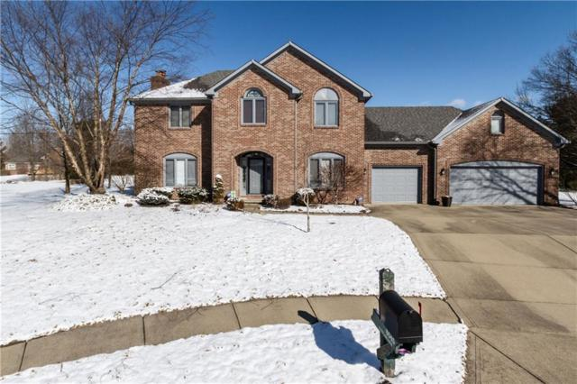 6045 White Ash Court, Avon, IN 46123 (MLS #21624275) :: The Evelo Team
