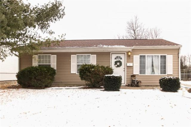 954 Highlander Drive, Plainfield, IN 46168 (MLS #21624287) :: Mike Price Realty Team - RE/MAX Centerstone