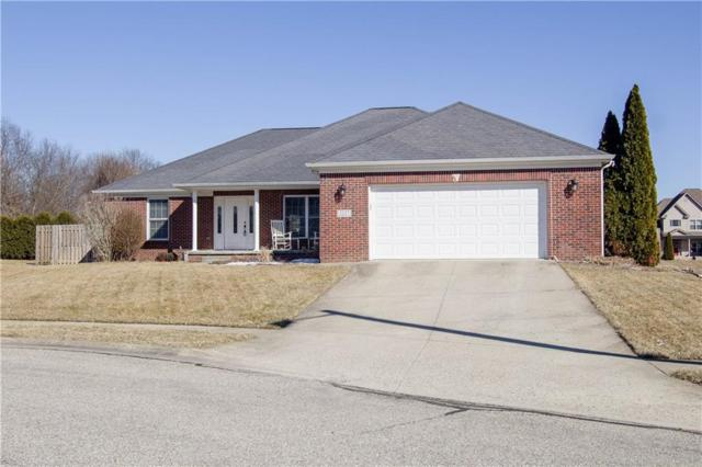 3257 Starlite Court, Columbus, IN 47203 (MLS #21624300) :: Mike Price Realty Team - RE/MAX Centerstone