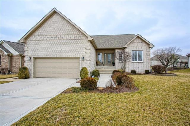 1168 Kay Drive, Greenwood, IN 46142 (MLS #21624314) :: Mike Price Realty Team - RE/MAX Centerstone