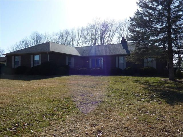 2020 Fairway Drive, Greencastle, IN 46135 (MLS #21624315) :: Mike Price Realty Team - RE/MAX Centerstone