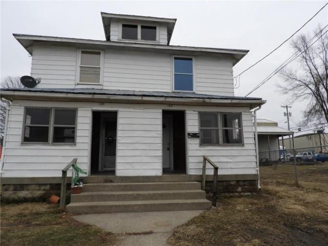128 N 16th Street, New Castle, IN 47362 (MLS #21624339) :: HergGroup Indianapolis