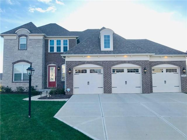 9958 N Copper Saddle Bend Bend N, Fishers, IN 46040 (MLS #21625392) :: Mike Price Realty Team - RE/MAX Centerstone