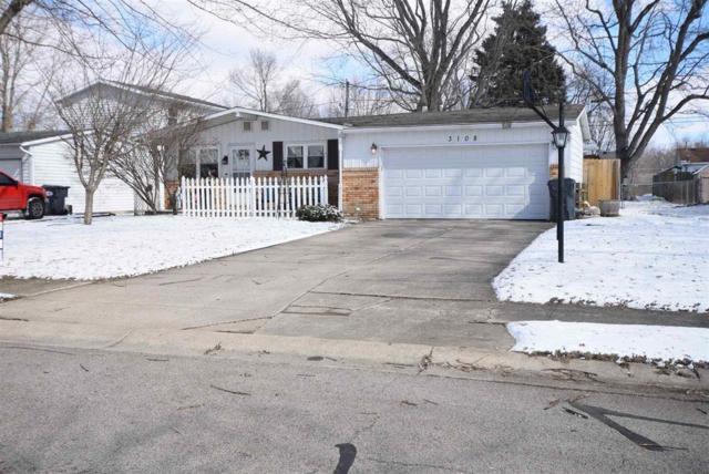 3108 S Walnut Street, Yorktown, IN 47396 (MLS #21625414) :: The ORR Home Selling Team