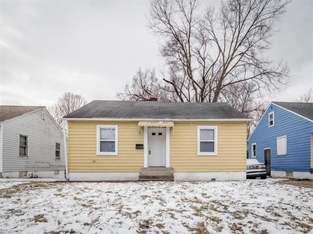 3326 Nicholas Avenue, Indianapolis, IN 46218 (MLS #21625427) :: Mike Price Realty Team - RE/MAX Centerstone