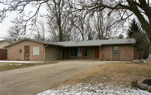 3227 Meadowcrest Drive, Anderson, IN 46011 (MLS #21625450) :: Mike Price Realty Team - RE/MAX Centerstone
