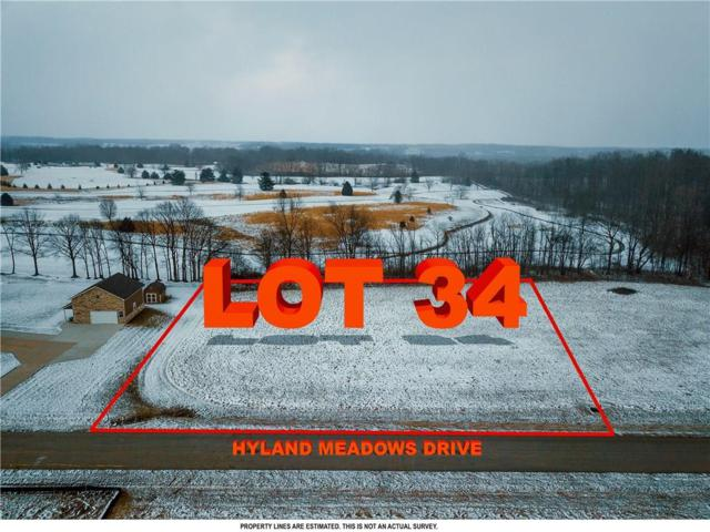 Lot 34 Hyland Meadows Drive, Knightstown, IN 46148 (MLS #21625470) :: Mike Price Realty Team - RE/MAX Centerstone