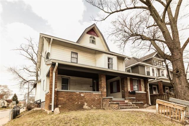 302 N State Avenue, Indianapolis, IN 46201 (MLS #21625471) :: Mike Price Realty Team - RE/MAX Centerstone