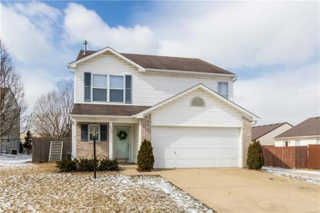 252 Woodstream Court, Greenfield, IN 46140 (MLS #21625490) :: Mike Price Realty Team - RE/MAX Centerstone