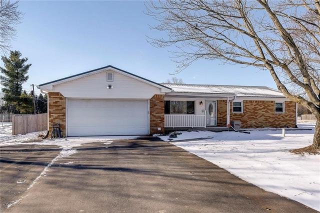 5439 Hickory Lane, Brownsburg, IN 46112 (MLS #21625543) :: Mike Price Realty Team - RE/MAX Centerstone