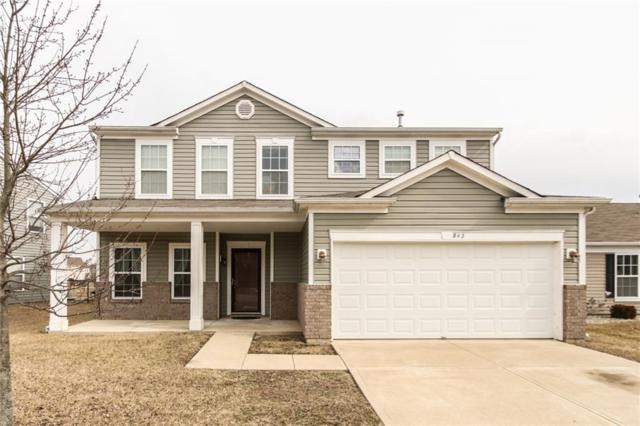 842 Westpointe Drive, Shelbyville, IN 46176 (MLS #21625568) :: Mike Price Realty Team - RE/MAX Centerstone