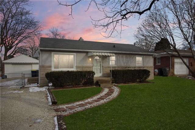 2129 N Lesley Avenue, Indianapolis, IN 46218 (MLS #21625581) :: Mike Price Realty Team - RE/MAX Centerstone