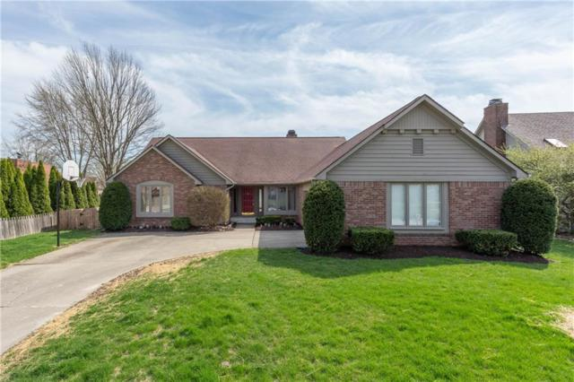 11555 Capistrano Circle, Indianapolis, IN 46236 (MLS #21625673) :: AR/haus Group Realty