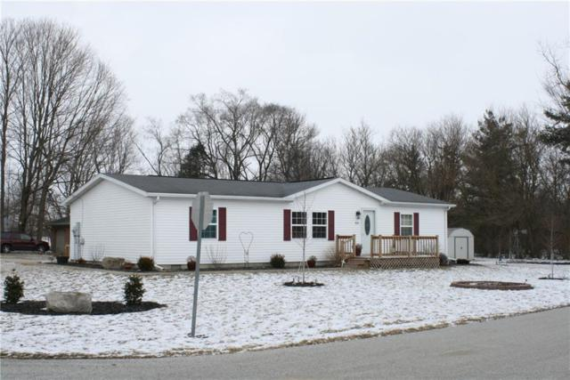 904 N Railroad Street, Shirley, IN 47384 (MLS #21625678) :: Mike Price Realty Team - RE/MAX Centerstone