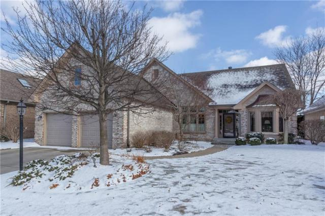 12469 Medalist Parkway, Carmel, IN 46033 (MLS #21625685) :: Mike Price Realty Team - RE/MAX Centerstone