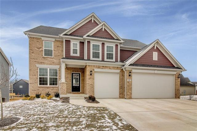 3181 Gray Hawk Drive, Columbus, IN 47201 (MLS #21625701) :: Mike Price Realty Team - RE/MAX Centerstone