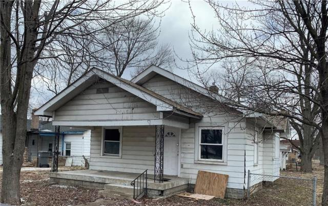 2201 N Drexel Avenue, Indianapolis, IN 46218 (MLS #21625707) :: Mike Price Realty Team - RE/MAX Centerstone